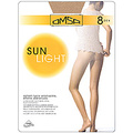 колготки классические omsa «sun light». beige naturele (телесные), размер 3