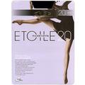 колготки классические omsa «etoile 20». nero (черные), размер 3