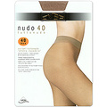 колготки классические omsa «nudo 40». daino (бежевые), размер 5