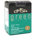 колготки классические omsa «green large». nero (черные), размер 5