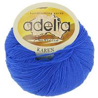 "Пряжа для вязания Adelia ""Karen"", цвет №12, 10 шт х 50 г"