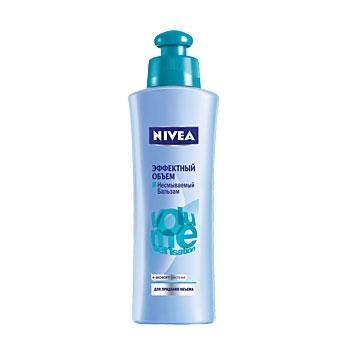 """Несмываемый бальзам Nivea Hair Care """"Эффектный объем"""", 150 мл - Интернет-магазин винтажных вещей"""