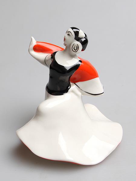 статуэтка лзфи испанский танец