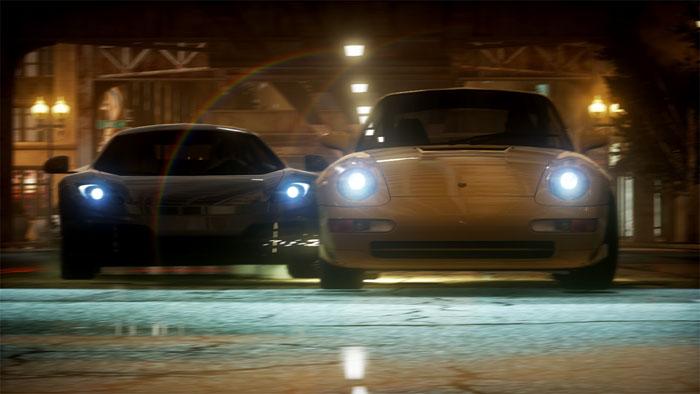 ЕА показала геймплей новой игры - Need for Speed: The Run.