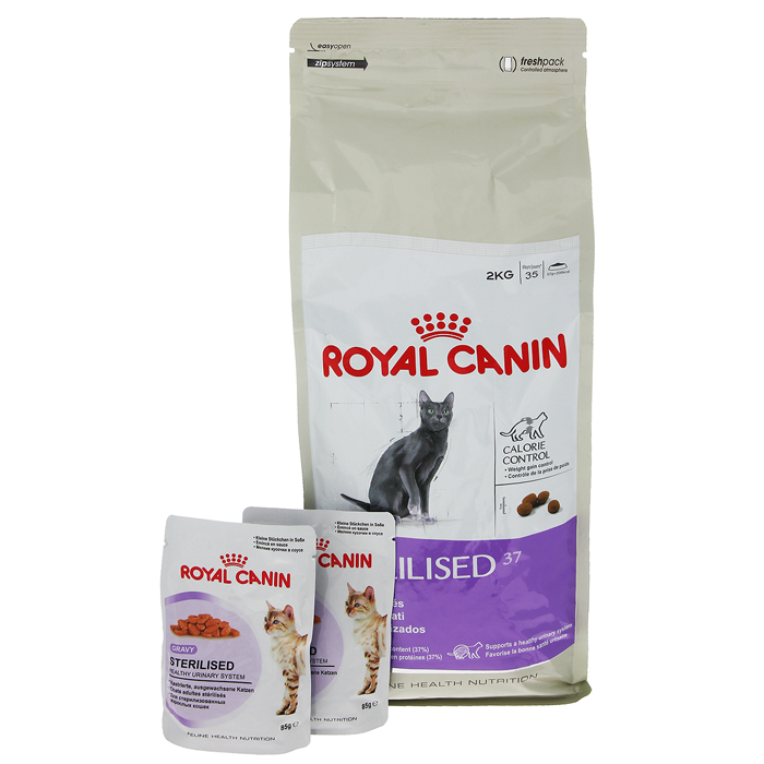 Корм royal canin lt