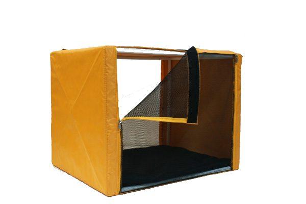 Выставочная палатка для кошек выкройка