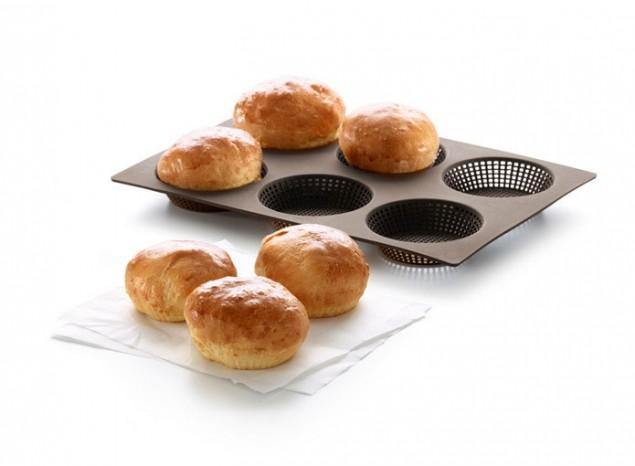 Формы для выпечки булочек