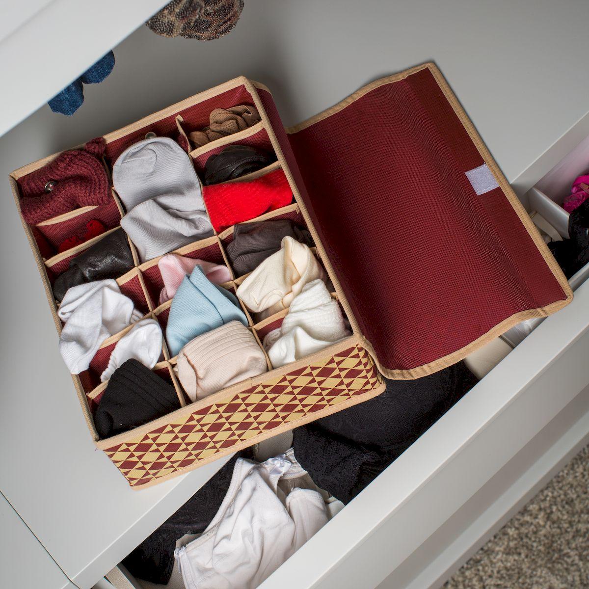 Органайзеры для хранения вещей своими руками фото пошагово с ткани 94
