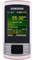 Samsung GT-C3050, pink