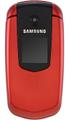 Samsung GT-E2210, Wine Red