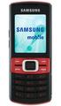 Samsung GT-C3010, Pink Red