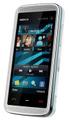 Nokia 5530 XpressMusic, Blue On White