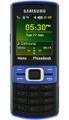 Samsung GT-C3010, Blue