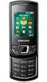 Samsung GT-E2550 Monte Slider, Black