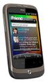 HTC Wildfire, Grey