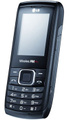 LG GS205, Black