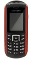Samsung GT-E2370 XCOVER, Black Red