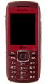 LG GX300, Wine Red