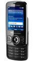 Sony Ericsson Spiro W100i, Stealth Black