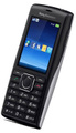 Sony Ericsson J108i Cedar, Black-Silver