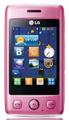 LG T300 Cookie Lite, Pink