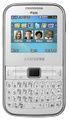 Samsung GT-C3222 CH@T DUOS, White