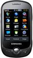 Samsung GT-C3510 TV, Black