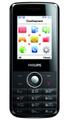 Philips Xenium X116, Black