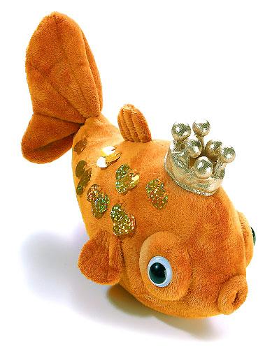Как сшить золотая рыбка своими руками