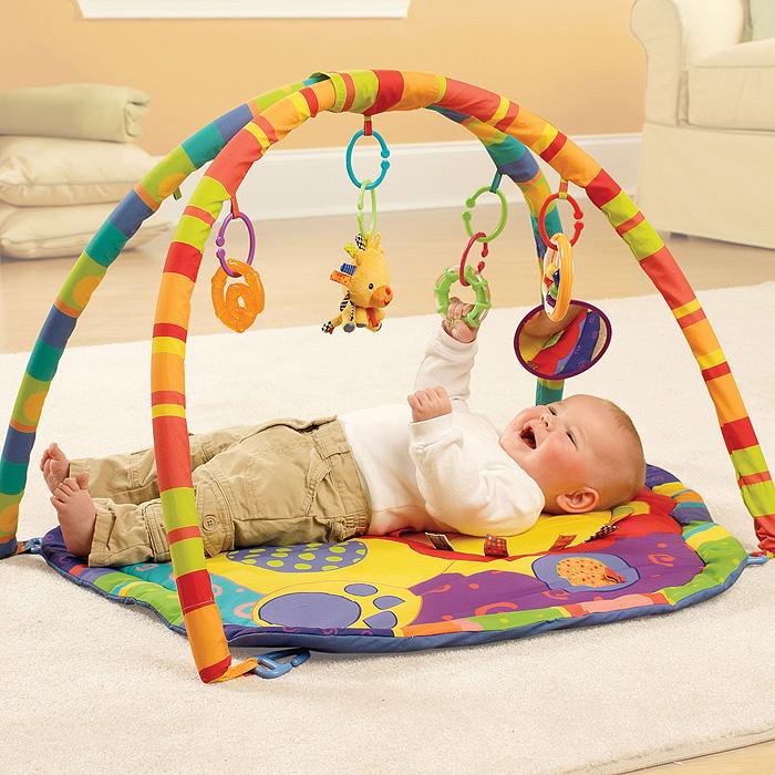Как сделать младенца развитым
