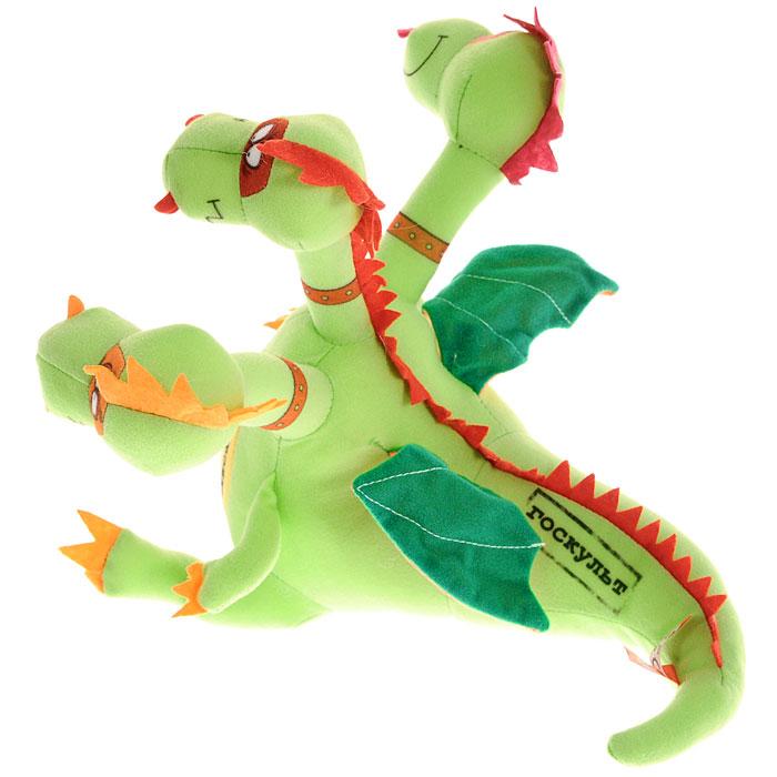 Змей горыныч игрушка своими руками