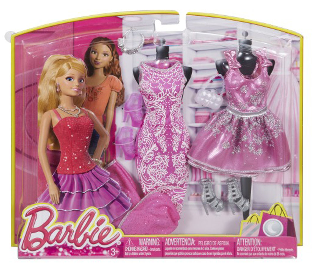 Barbie fashion trend set 9