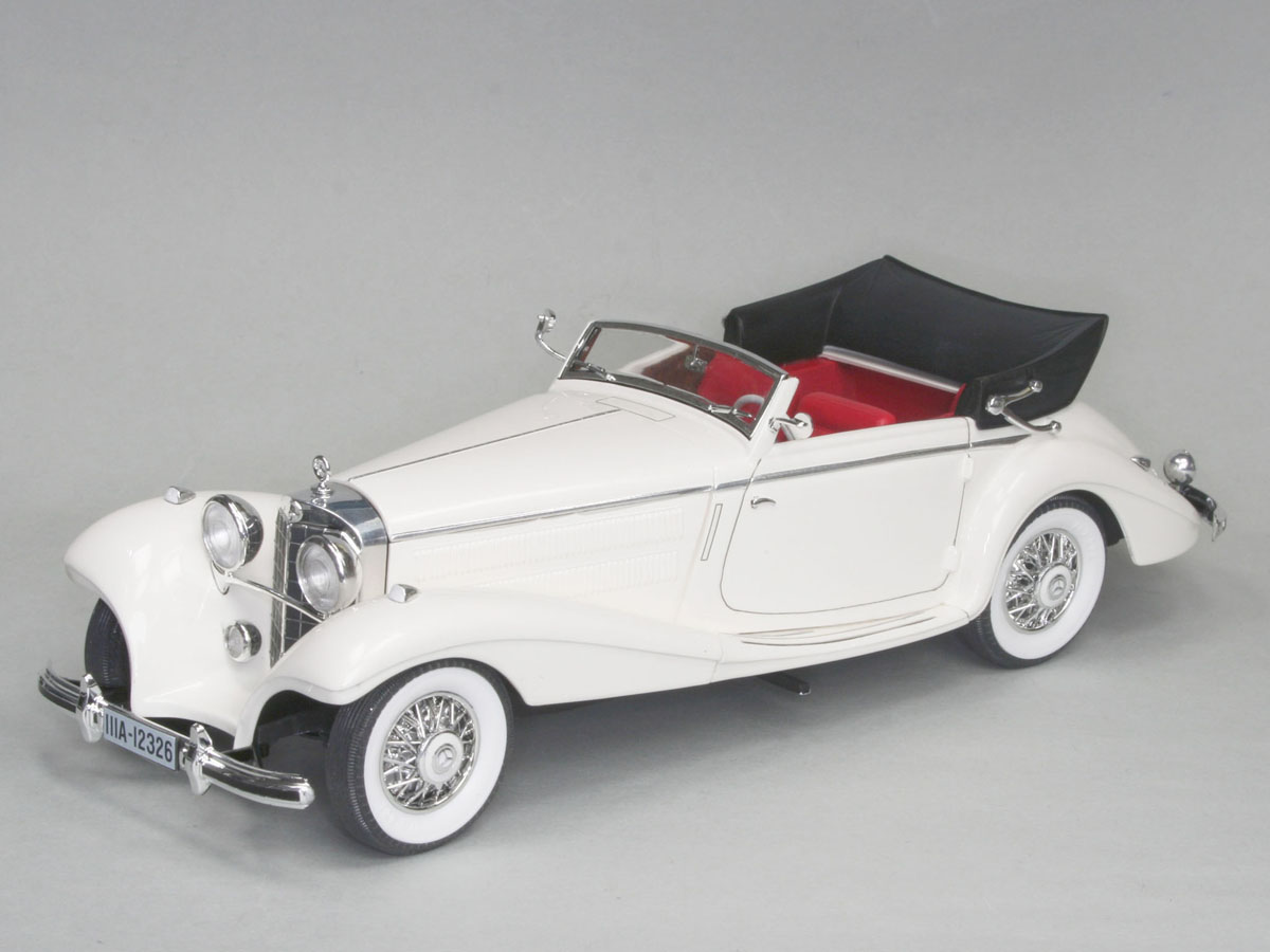 Зборные модельки ретро автомобилей 4