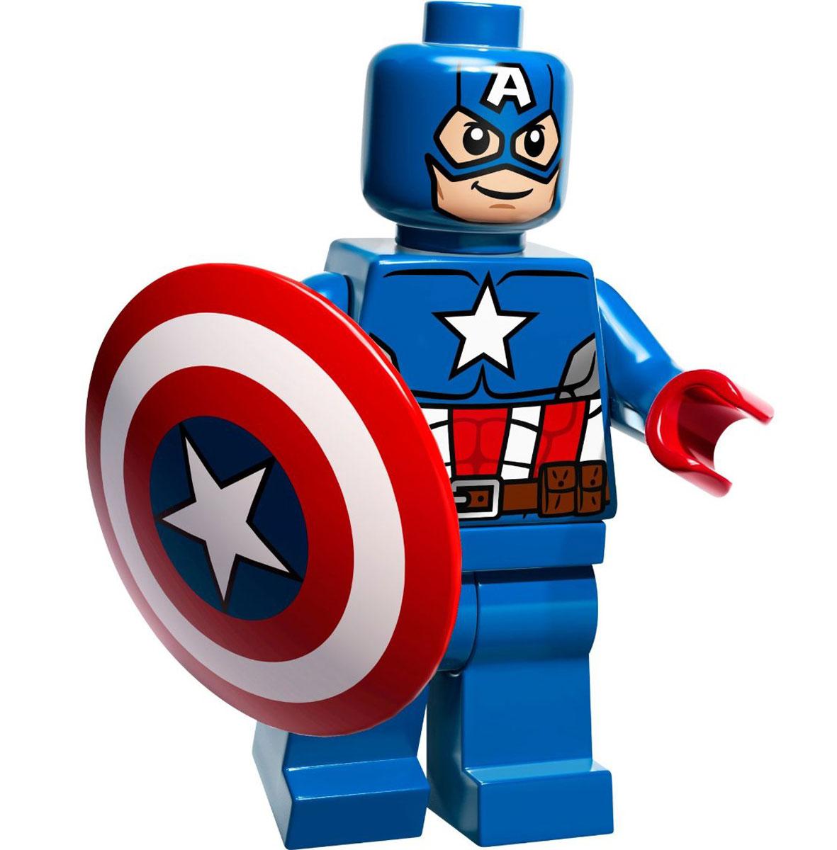 Как сделать своего супергероя из лего