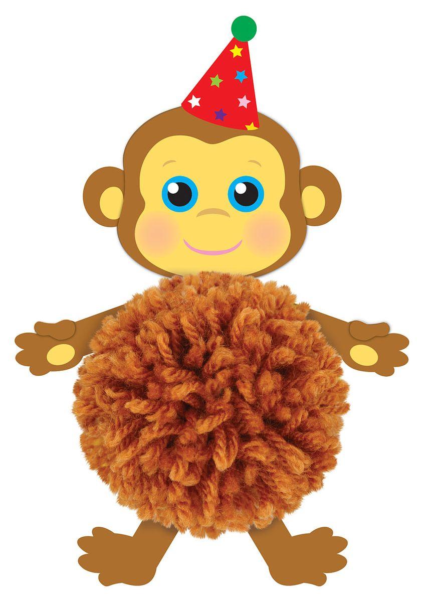 Делаем обезьянку